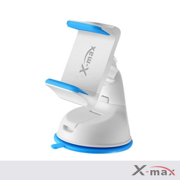 Car Holder  -Dash   X-MAX  X-CH1413  White/Blue