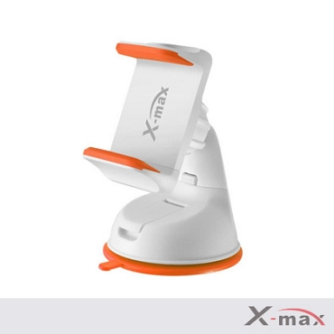 Car Holder  -Dash   X-MAX  X-CH1413  White/Red