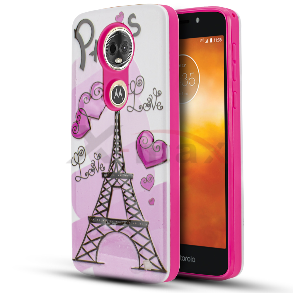 E5 PLUS - PARIS LOVE