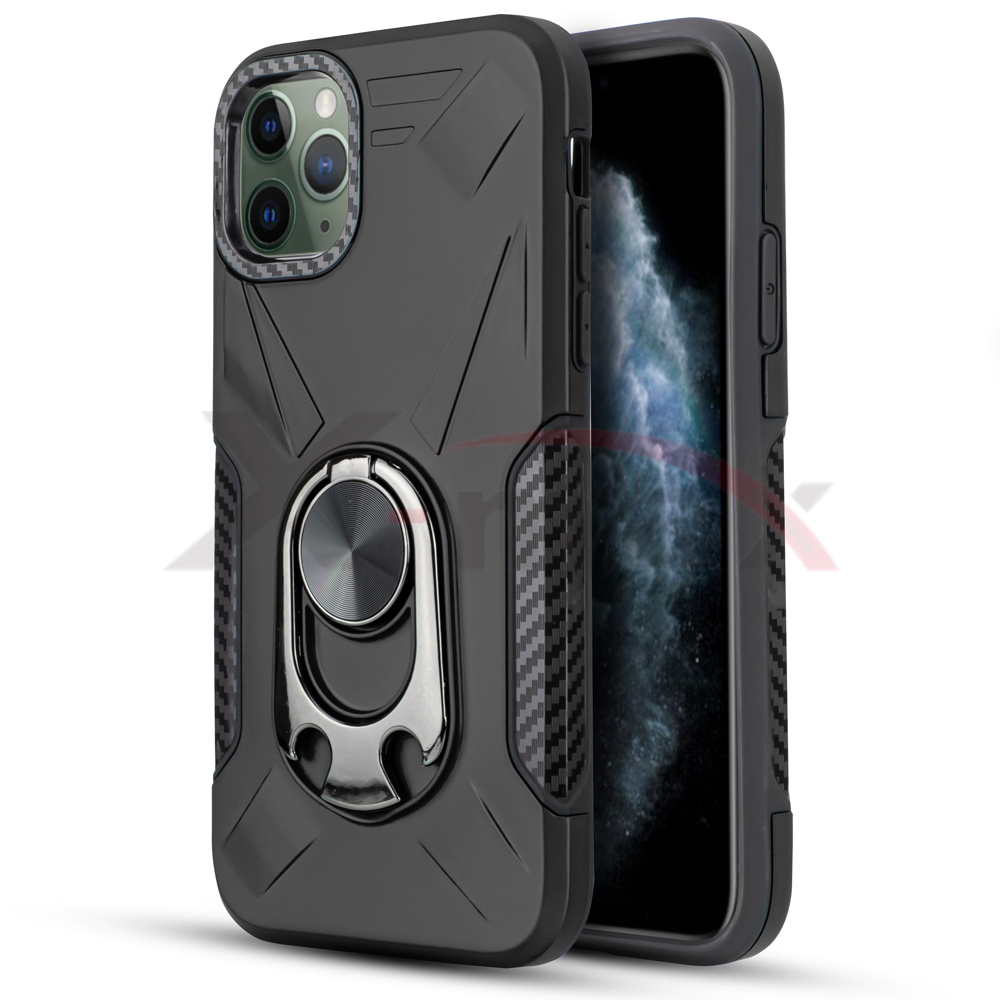 IPHONE 11 PRO MAX - BOTTLE OPENER CASE - BLACK