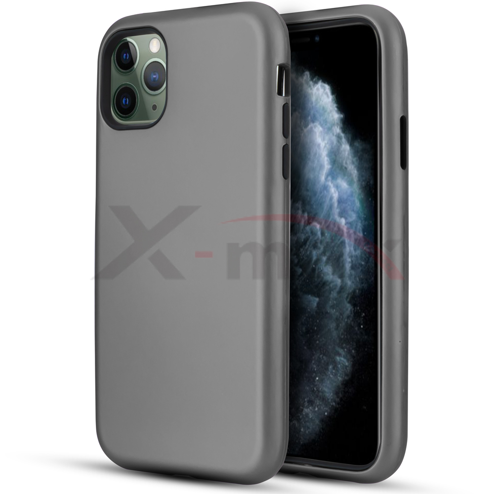 IPHONE 11 PRO MAX - SLIM ARMOR - GRAY