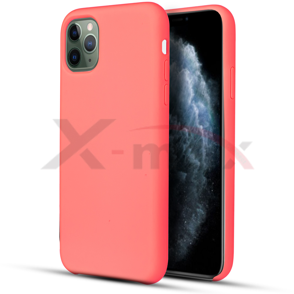 IPHONE 11 PRO - RUBBER CASE - PINK