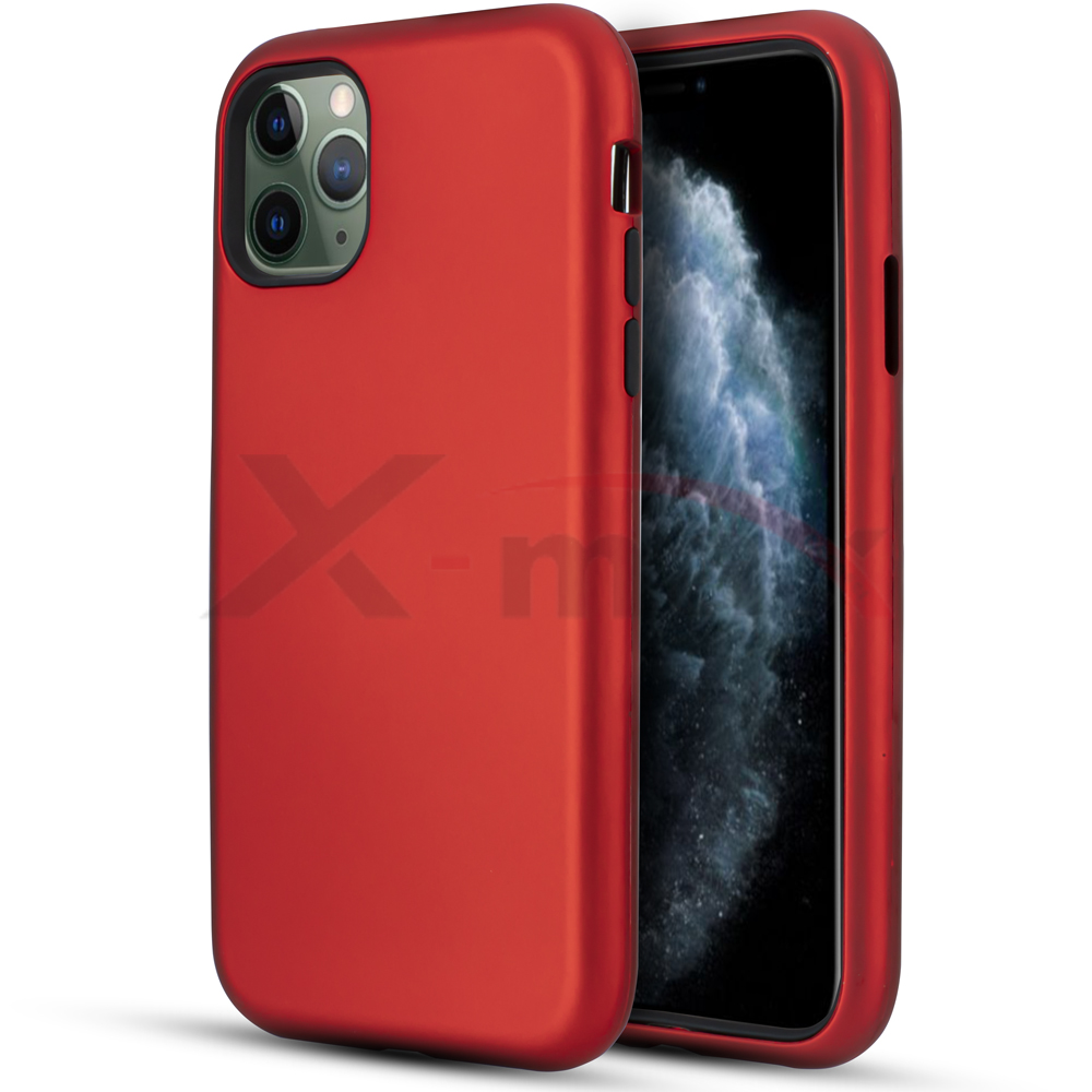 IPHONE 11 PRO - SLIM ARMOR - RED