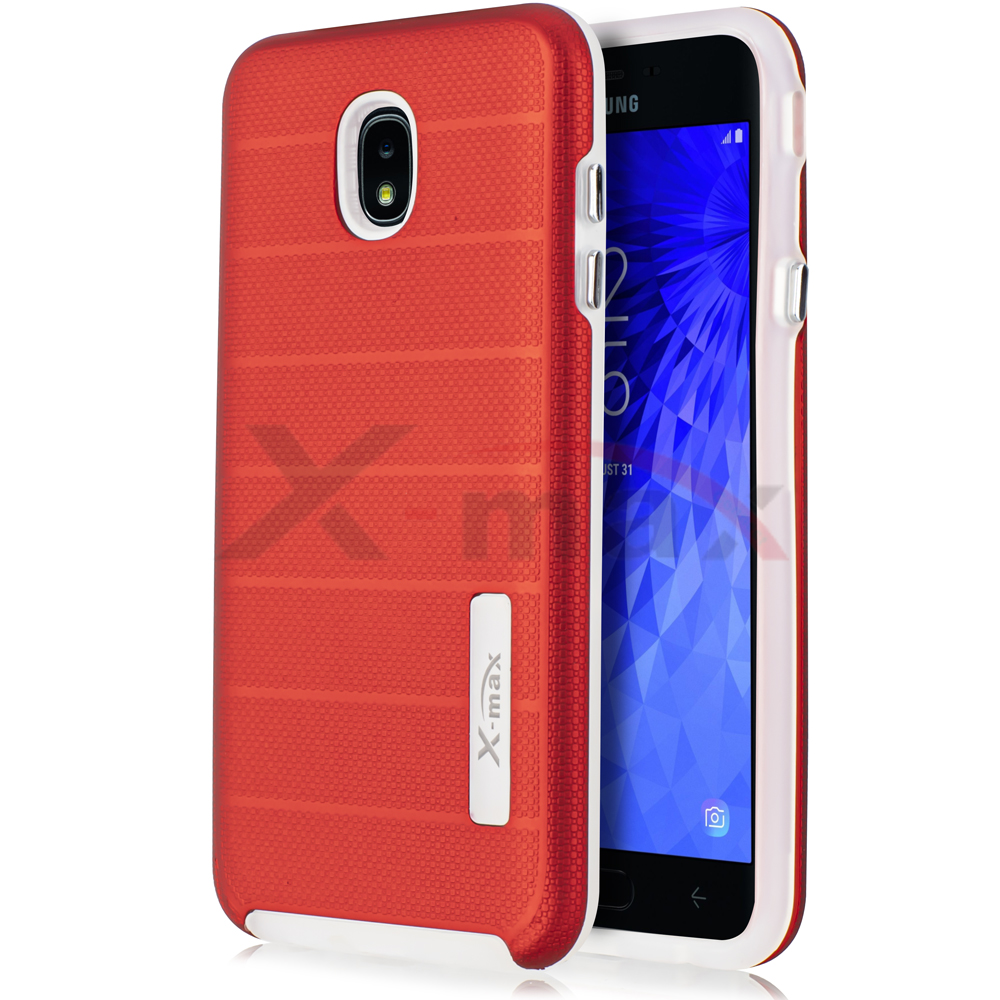 J7 - FUSION PROTECTOR CASE - RED