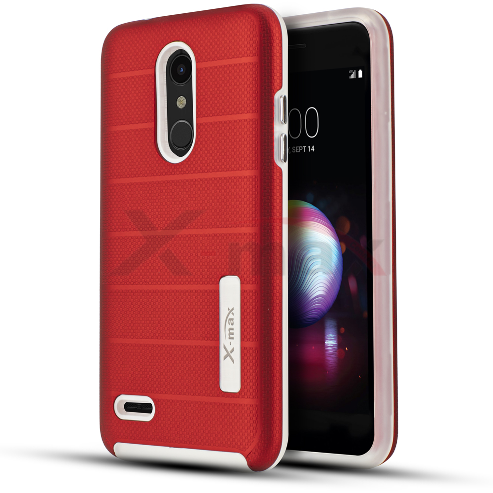 K30 - FUSION PROTECTOR - RED