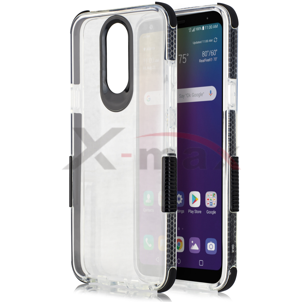K40 - CLEAR BUMPER - BLACK/WHITE