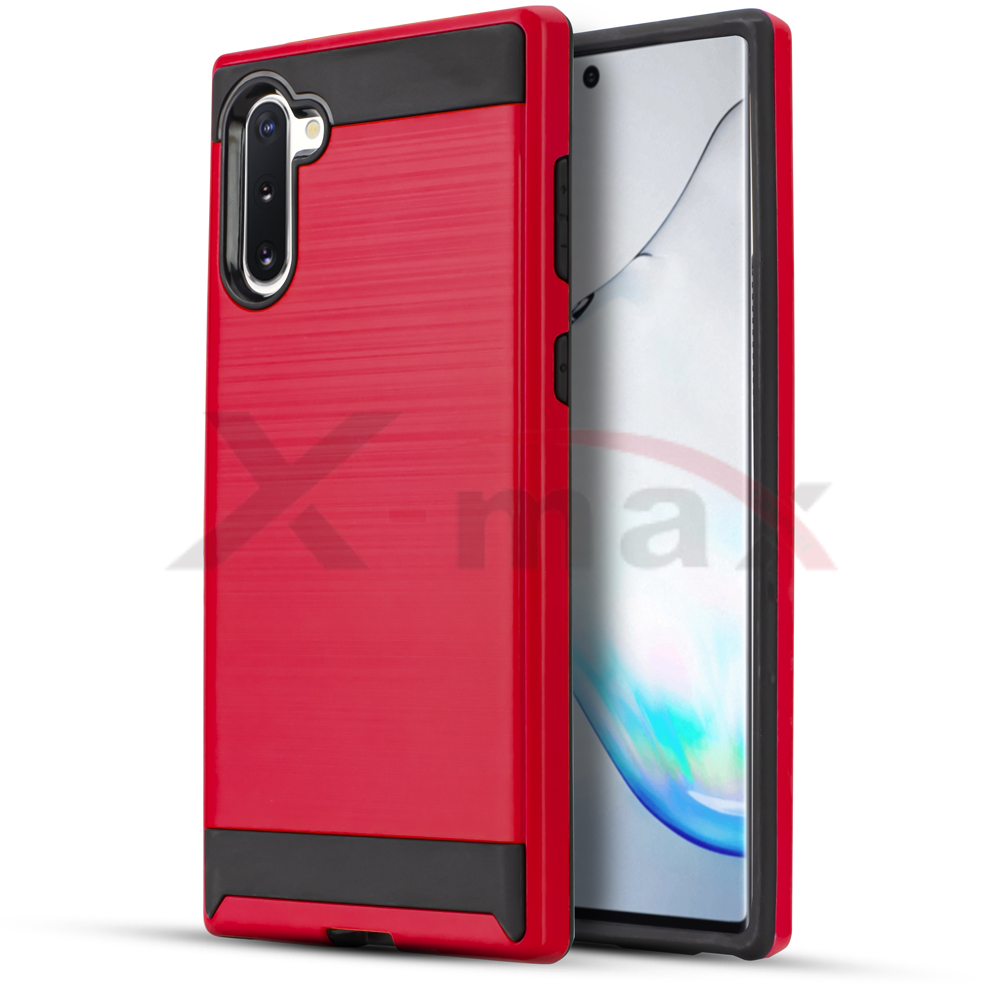 NOTE 10 - BRUSHLINE - RED