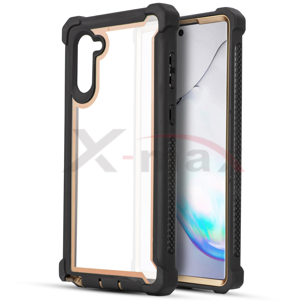 NOTE 10 - CLEAR PROTECTOR - GOLD