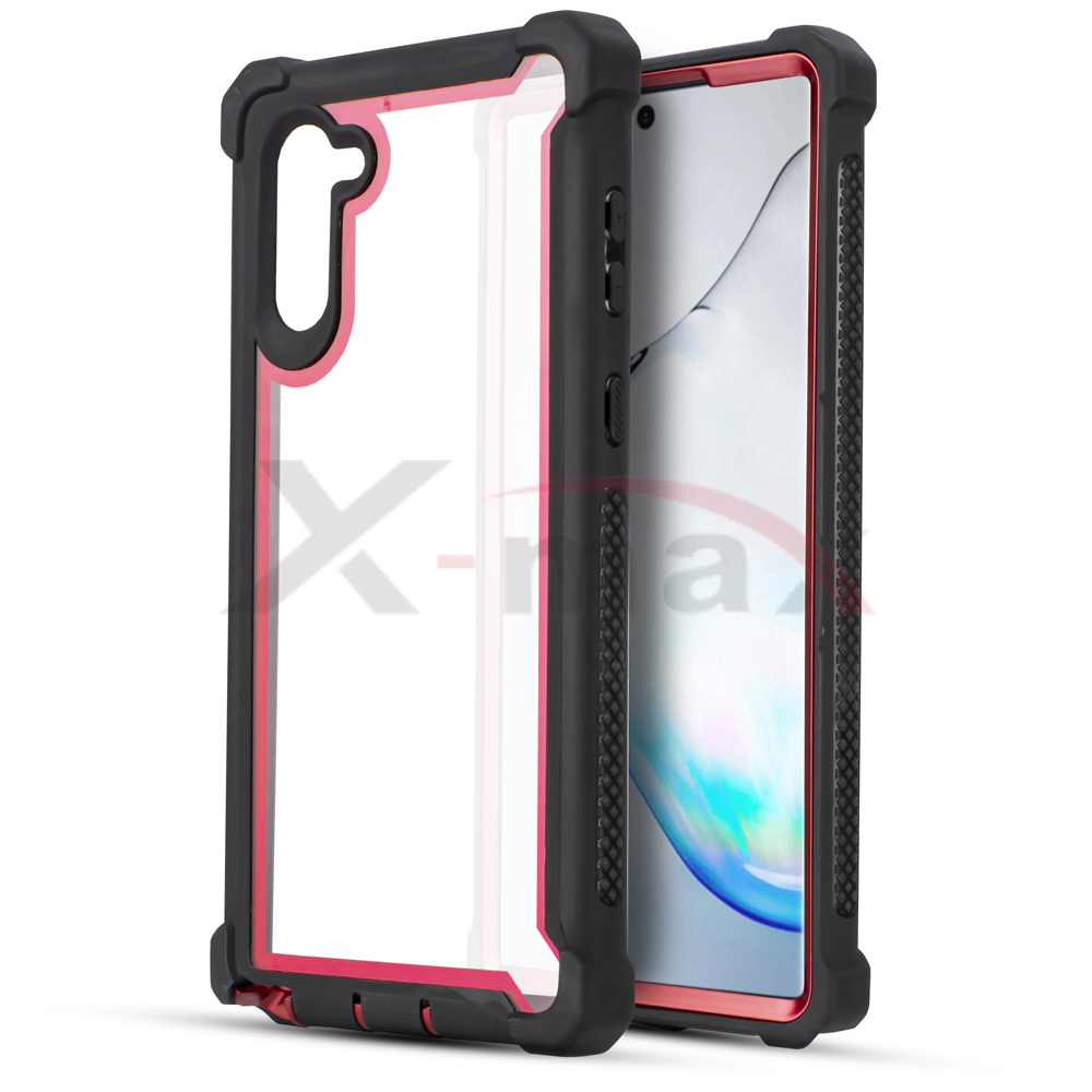 NOTE 10 - CLEAR PROTECTOR - RED