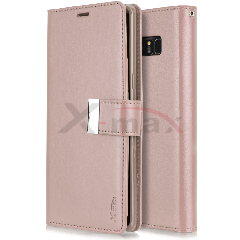 NOTE 8 - SUNNY WALLET - ROSE GOLD
