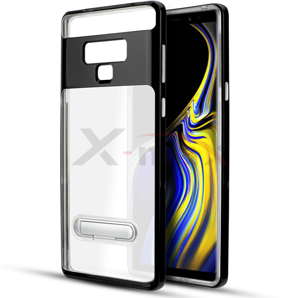 NOTE 9 - CLEAR TPU STAND - BLACK