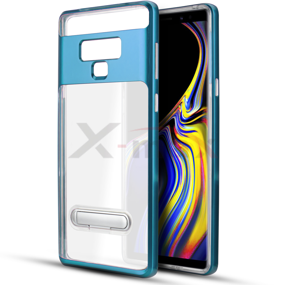 NOTE 9 - CLEAR TPU STAND - BLUE