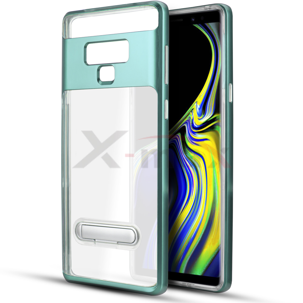 NOTE 9 - CLEAR TPU STAND - TEAL
