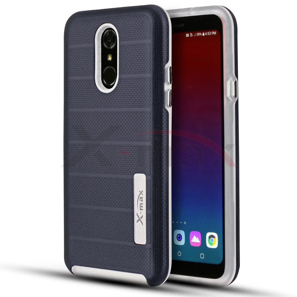 Q7 PLUS - FUSION PROTECTOR - NAVY BLUE