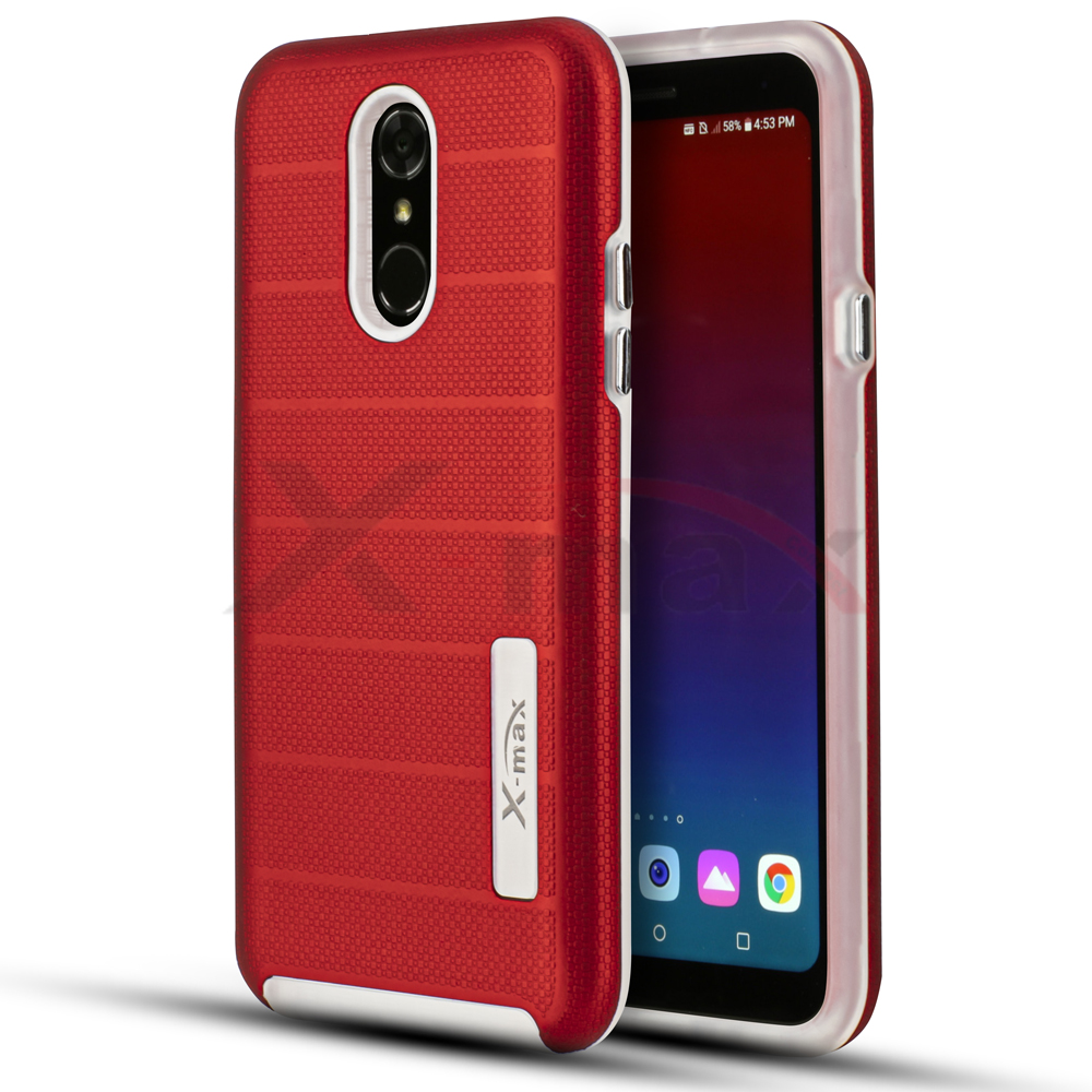 Q7 PLUS - FUSION PROTECTOR - RED
