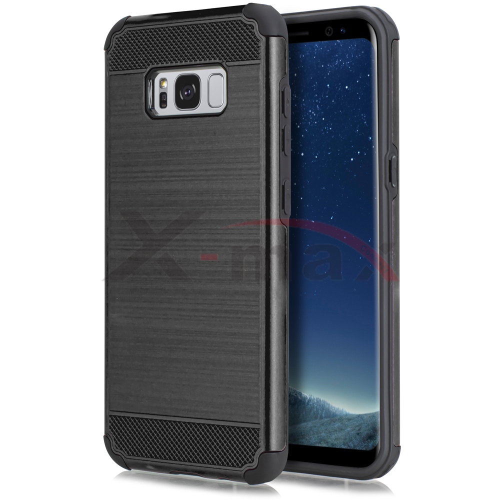 S8 - BRUSHED LINE - BLACK