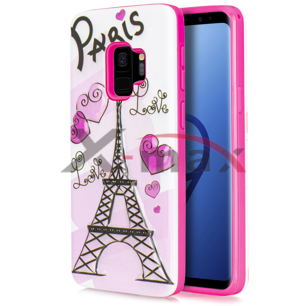 S9 PLUS - PARIS HEART