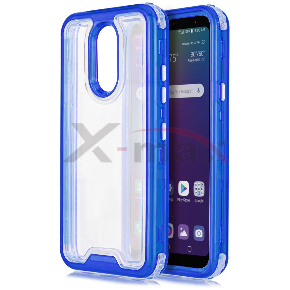 STYLO 5 - CLEAR ARMOR - BLUE