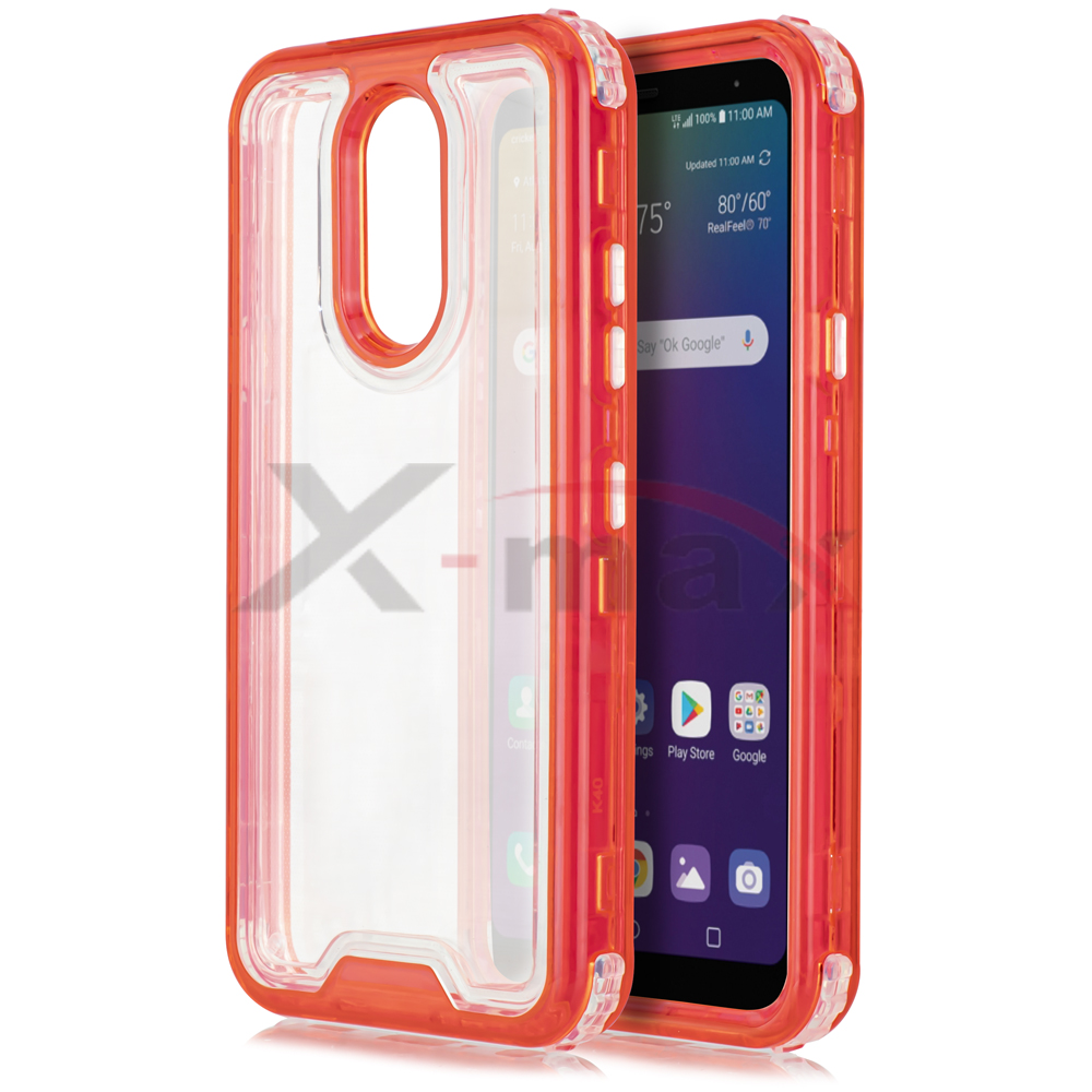STYLO 5 - CLEAR ARMOR - RED