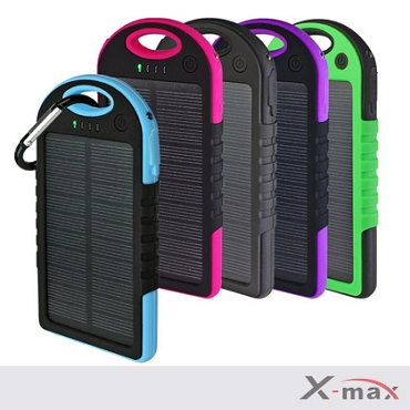 Solar Powerbank Regular BLUE