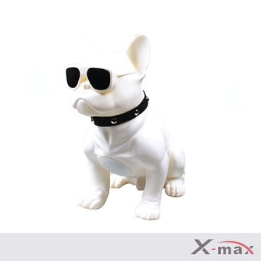 Dog Wireless Speaker - M11  WHITE  (Big Size)