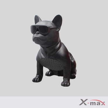 Dog Wireless Speaker - M12  BLACK  (Small size)
