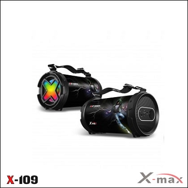 BLUETOOTH SPEAKERS X-109L X-MAX DESIGN
