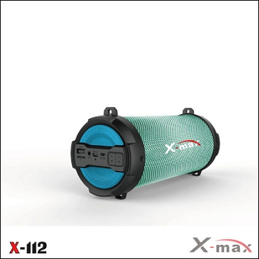 SPEAKER WIRELESS X-MAX X-112 MAGNUM LIGHT BLUE