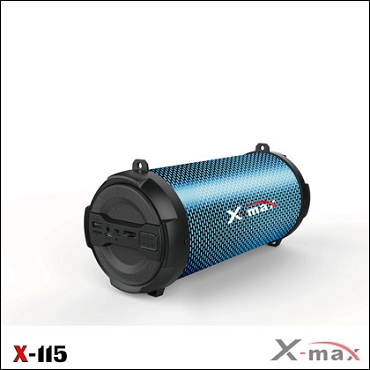 SPEAKER WIRELESS X-MAX X-115 MAGNUM LIGHT BLACK