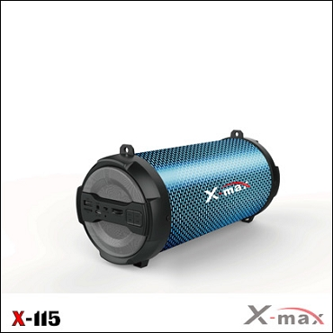 SPEAKER WIRELESS X-MAX X-115 MAGNUM LIGHT GRAY