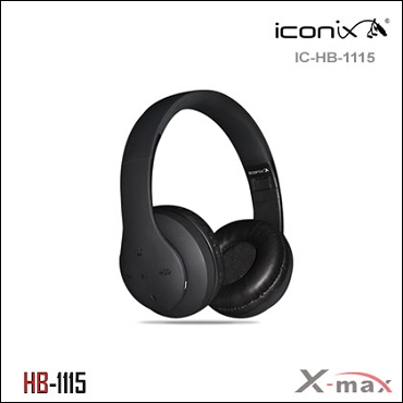 Wireless Headset X-max  model HB-1115 black