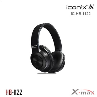 Wireless Headphones Iconix HB1120 BLACK