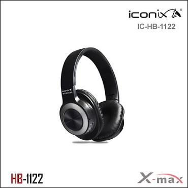 Wireless Headphones Iconix HB1120 SILVER