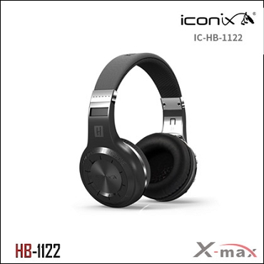Turbine Headset Iconix IC-HB-1122