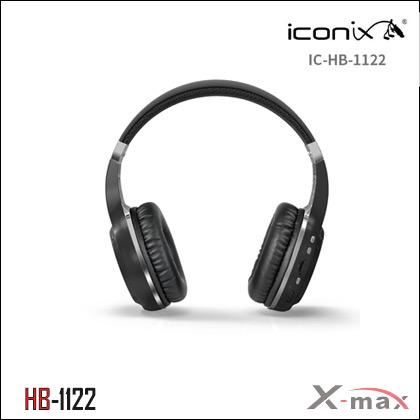 Turbine Headset Iconix IC-HB-1122