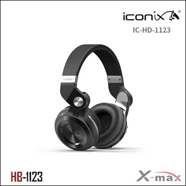 Turbine Twist Headset Iconix IC-HB-1123