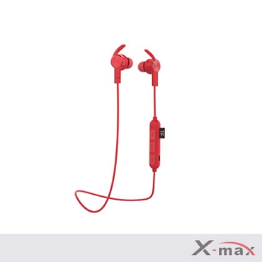 Wireless Headphones XMAX  X-HB1118 RED