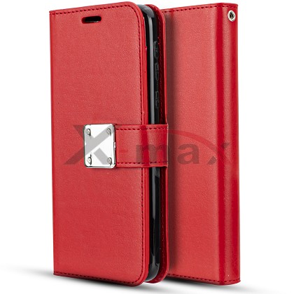 E6 - SUNNY WALLET - RED