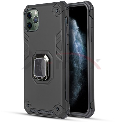 IPHONE 11 PRO - ARMOR METAL STAND - BLACK