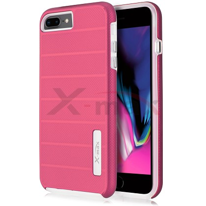 IPHONE 7/8 PLUS - FUSION PROTECTOR CASE - PINK