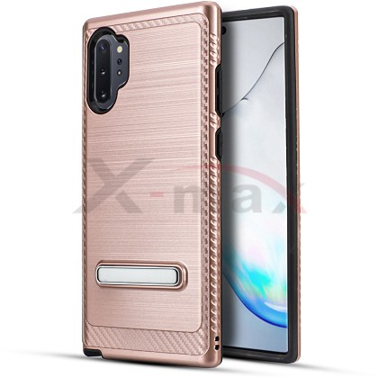 NOTE 10 PRO - BRUSH LINE STAND - ROSE GOLD