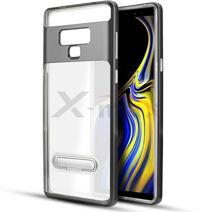 NOTE 9 - CLEAR TPU STAND - GRAY