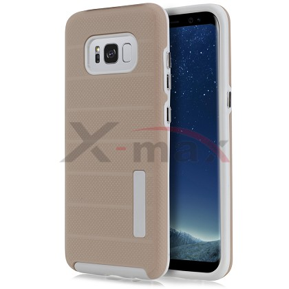 S8 PLUS - FUSION PROTECTOR CASE - GOLD