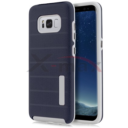 S8 PLUS - FUSION PROTECTOR CASE - NAVY BLUE