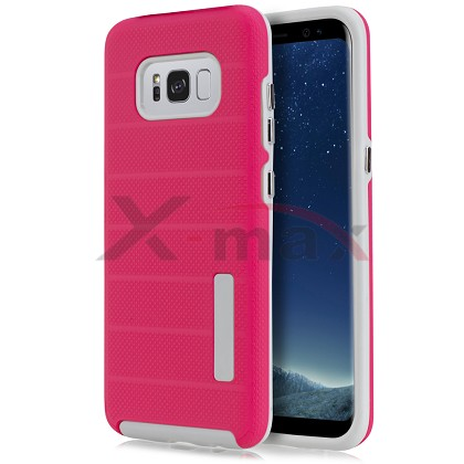 S8 PLUS - FUSION PROTECTOR CASE - PINK