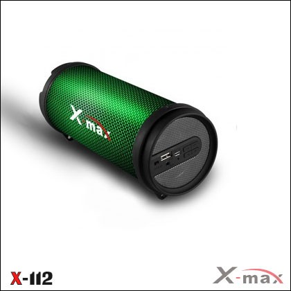 BLUETOOTH SPEAKERS X-112L X-MAX LIGHT GRAY