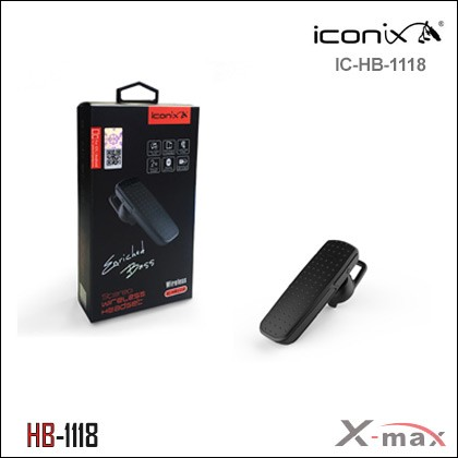 Wireless Headset X-MAX model X-HB-1117